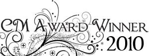 CM AWARD WINNER 2010