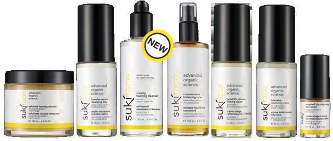 Suki Organic Skincare