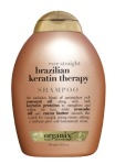 ORGANIX EVER STRAIGHT BRAZILIAN KERATIN THERAPY SHAMPOO