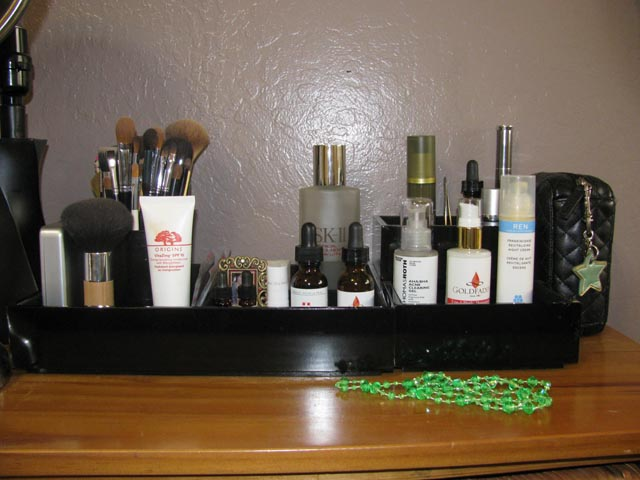 Cosmetic Monster Vanity (March 2011)