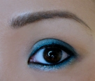 LOOK BOOK: TURQUOISE SHIMMER