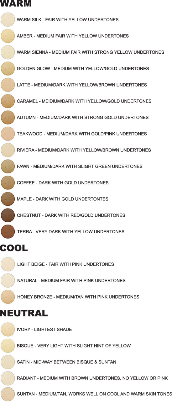 Jane Iredale Purepressed Base Spf20 Review Color Chart Cosmetic
