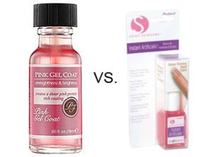 Cosmetic Monster Comparison: Perfect Formula Pink Gel Coat vs. Salon