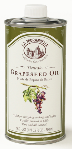 Grapeseed Oil & Olive Oil as Eye Makeup Remover Review