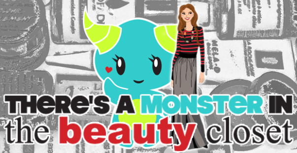 There's a Monster in the Beauty Closet - Lucky Magazine Jean Godfrey-June