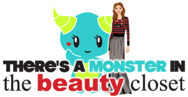 There's a Monster in the Beauty Closet