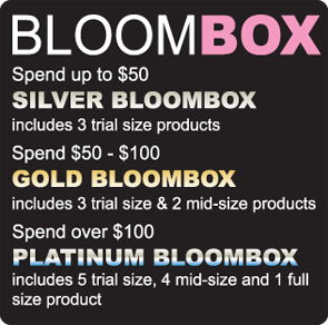 BLOOM.COM BLOOMBOX PROMOTION