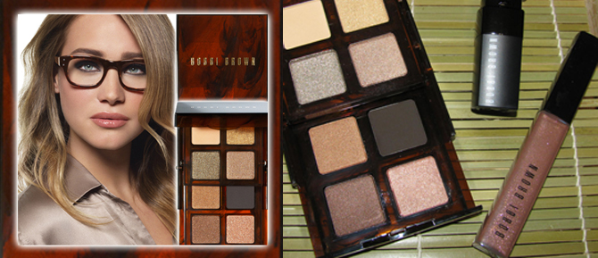 BOBBI BROWN TORTOISE COLLECTION
