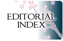 EDITORIAL INDEX
