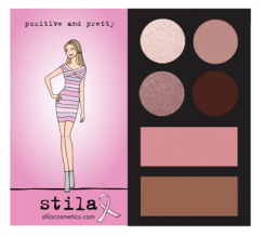 STILA POSITIVE AND PRETTY PALETTE $14