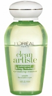 LOREAL CLEAN ARTISTE EYE MAKEUP REMOVER