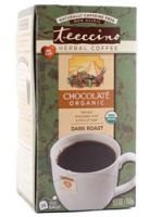 TEECCINO MAYA CHOCOLATE HERBAL COFFEE TEE-BAGS $4.99