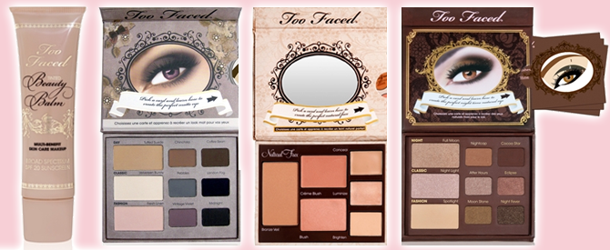TOO FACED SPRING 2012 COLLECTION