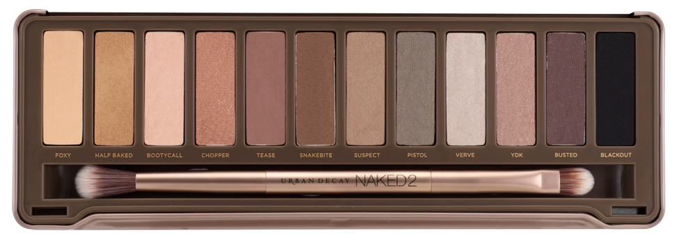 URBAN DECAY NAKED2 PALETTE $50