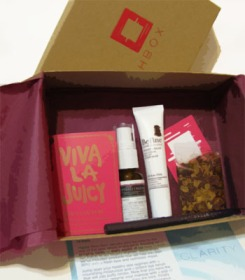 BIRCHBOX JANUARY 2012