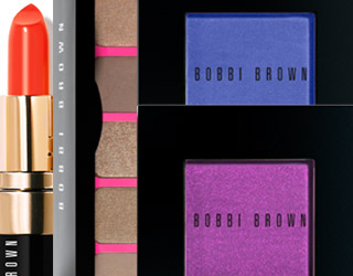BOBBI BROWN SPRING 2012