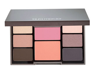 LAURA MERCIER LINGERIE EYE AND CHEEK PALETTE