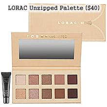 LORAC UNZIPPED PALETTE ($40)