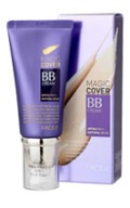 THE FACE SHOP MAGIC COVER BB CREAM IN NATURAL BEIGE