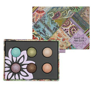 MAKE UP FOR EVER LA BOHEME BAKED EYE SHADOW PALETTE