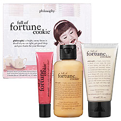 PHILOSOPHY FULL OF FORTUNE SET (2012)
