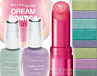 SPRING 2012 DRUGSTORE FINDS