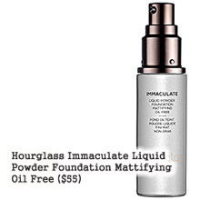 HOURGLASS IMMACULATE LIQUID POWDER FOUNDATION - NEW