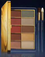 ESTEE LAUDER TRAVEL EXCLUSIVE LIMITED EDITION COLORS PALETTE (FEBRUARY 2012)