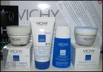 FEBRUARY 2012 VICHY BIRCHBOX