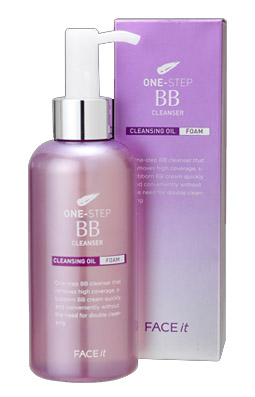 THE FACE SHOP FACE IT ONE STEP BB CLEANSER