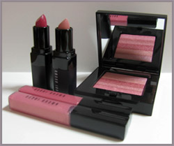 BOBBI BROWN ROSE GOLD COLLECTION