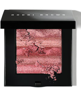 BOBBI BROWN SHIMMER BRICK IN WILD ROSE