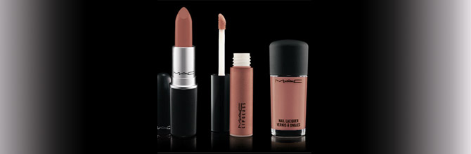 MAC FASHION SET SPICE