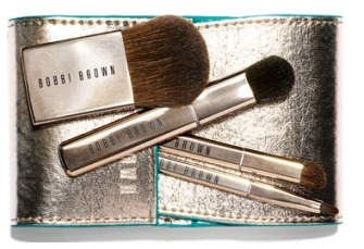 BOBBI BROWN DESERT TWILIGHT MINI BRUSH SET $55