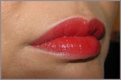 EXUDE RED #1 LIP CREME