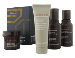 AVEDA MEN PUREFORMANCE GROOMING ESSENTIALS KIT