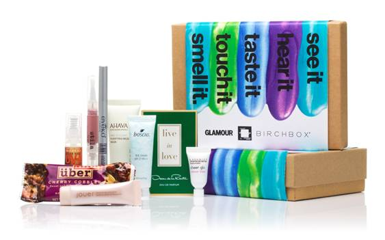 BIRCHBOX JULY 2012 PREVIEW