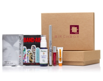 BIRCHBOX JUNE 2012 CONTENTS AND REVIEW