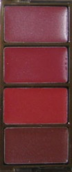 ESTEE LAUDER INGENIOUS COLOR PALETTE LIP COLORS