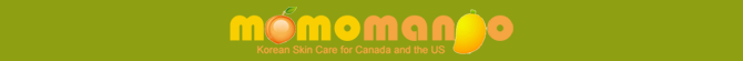 MOMOMANGO KOREAN SKIN CARE FOR CANADA AND THE US