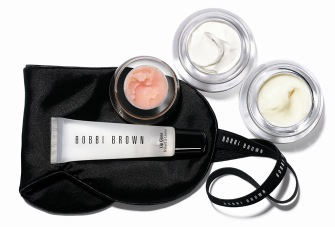 BOBBI BROWN BOBBI'S SKIN CARE LUXURIES SET