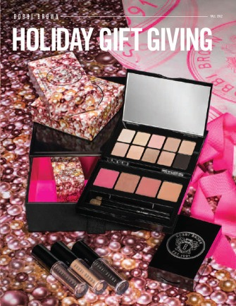 BOBBI BROWN HOLIDAY 2012