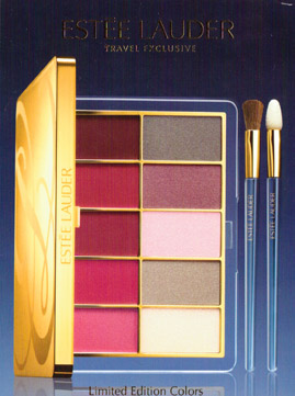 ESTEE LAUDER LIMITED EDITION COLORS (AUGUST 2012)