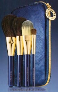 ESTEE LAUDER PORTABLE MAKEUP BRUSH COLLECTION