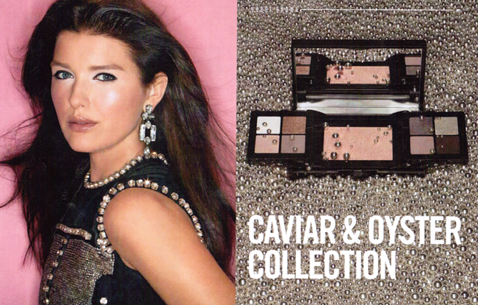BOBBI BROWN CAVIAR AND OYSTER COLLECTION IMAGE 1