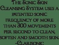 CLARISONIC IDEA 2
