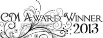 CM AWARD WINNER 2013