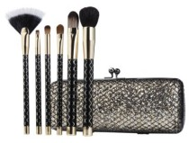 SONIA KASHUK GILDED CAGE SIX PIECE BRUSH SET $24.99