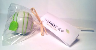 THE FACE SHOP CAKE POP