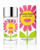 CLINIQUE HAPPY SUMMER SPRAY (SUMMER 2013)